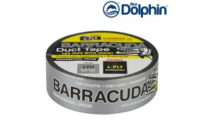 BARRACUDA BLUE DOLPHIN SILVER TAPE 48mm x 54,8m
